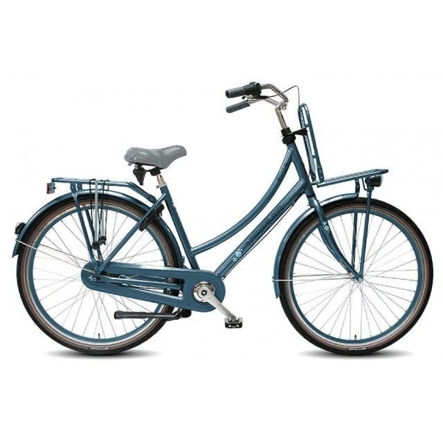 Vogue Elite Dames 7 Versnellingen 28 inch Blue