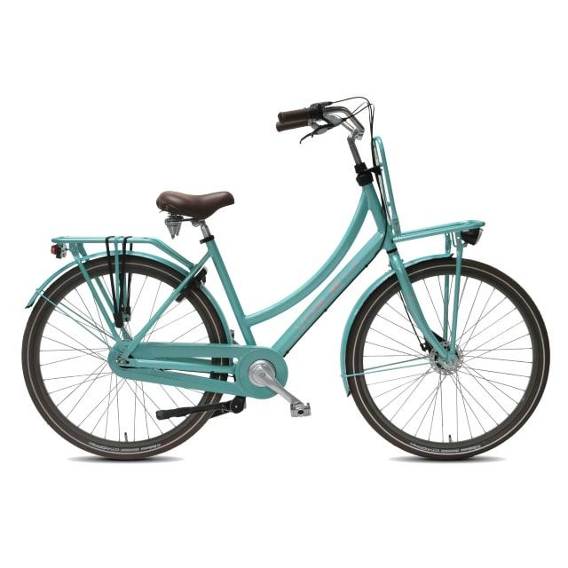 Vogue Elite Plus Dames 8 Versnellingen 28 inch Mint Green