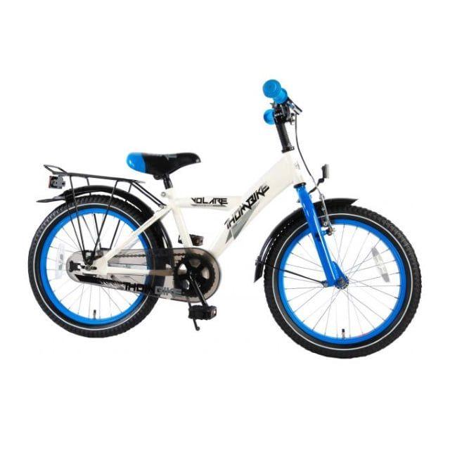 Volare Thombike 18 inch Wit Blauw
