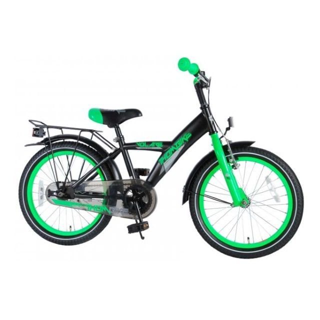 Volare Thombike 18 inch Zwart Groen