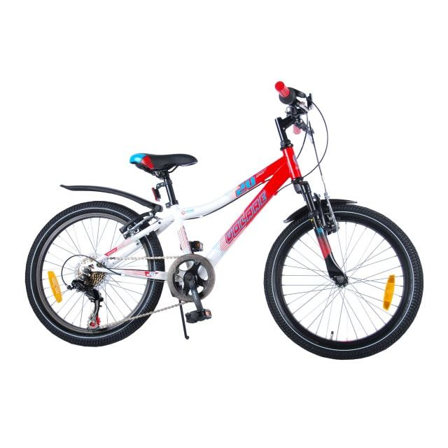 Volare Thombike 6 Versnellingen 20 inch Rood