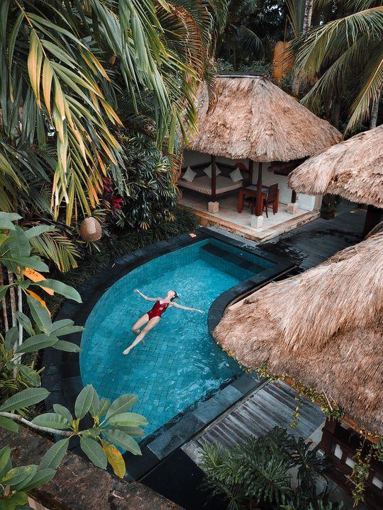 tuinzwembad