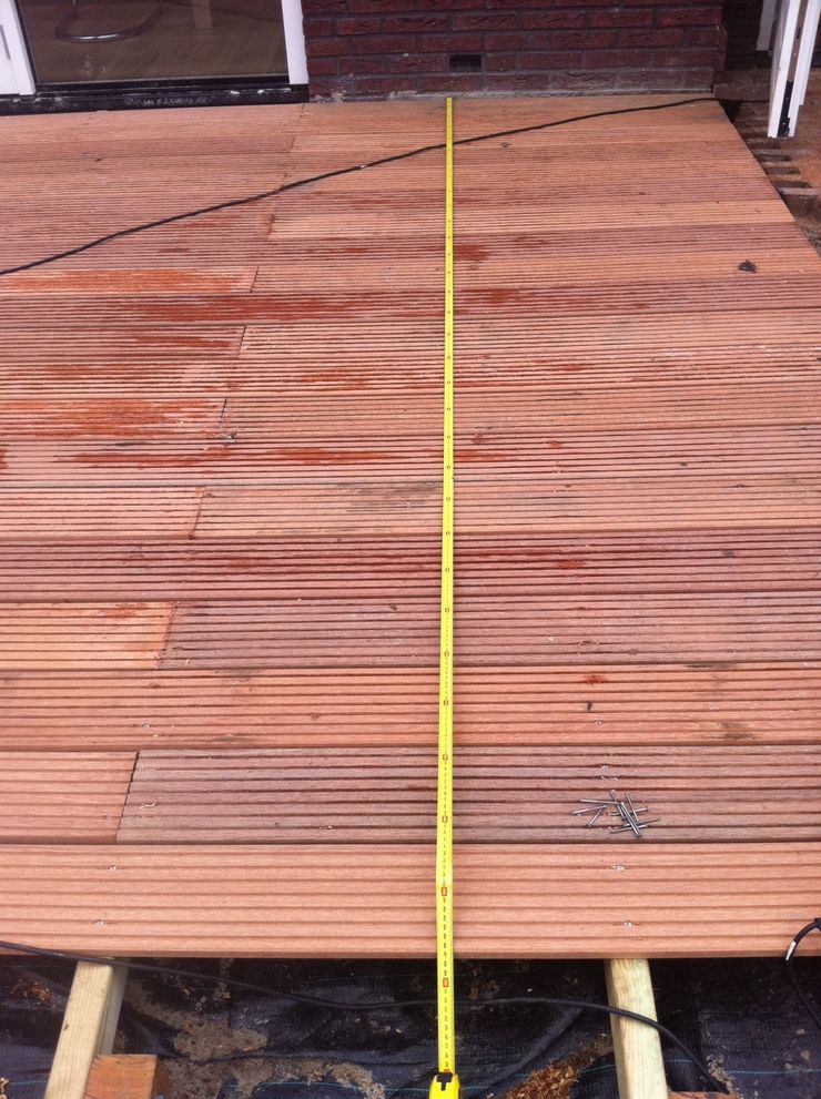 Houten terras aanleggen tips - Terras houten pergola ...