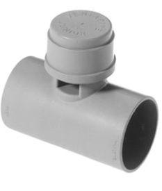 PVC Beluchter wit