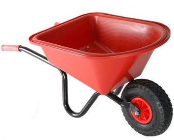 Fort kinderkruiwagen rood