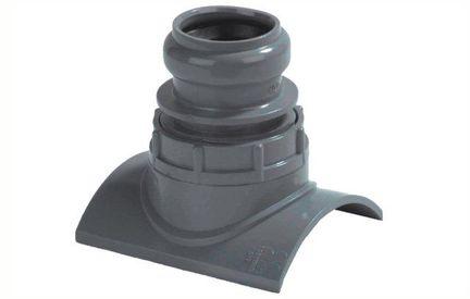 PVC klemaanboorzadel