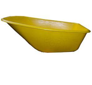 Kunststof kruiwagenbak SMB100