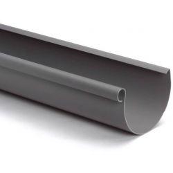 S-lon PVC mastgoot grijs