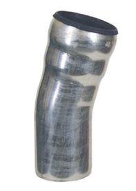 loro-x-bocht-15-graden-thermisch-verzinkt-staal