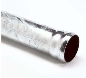 loro-x-ondereind-voor-hwa-buis-thermisch-verzinkt-staal