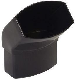 nicoll-ovation-zwart-bocht-45-graden