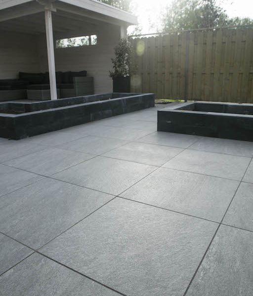Tegels 60x60 Antraciet Tuin.Keramische Terrastegels Kopen A Kwaliteit Snel Geleverd