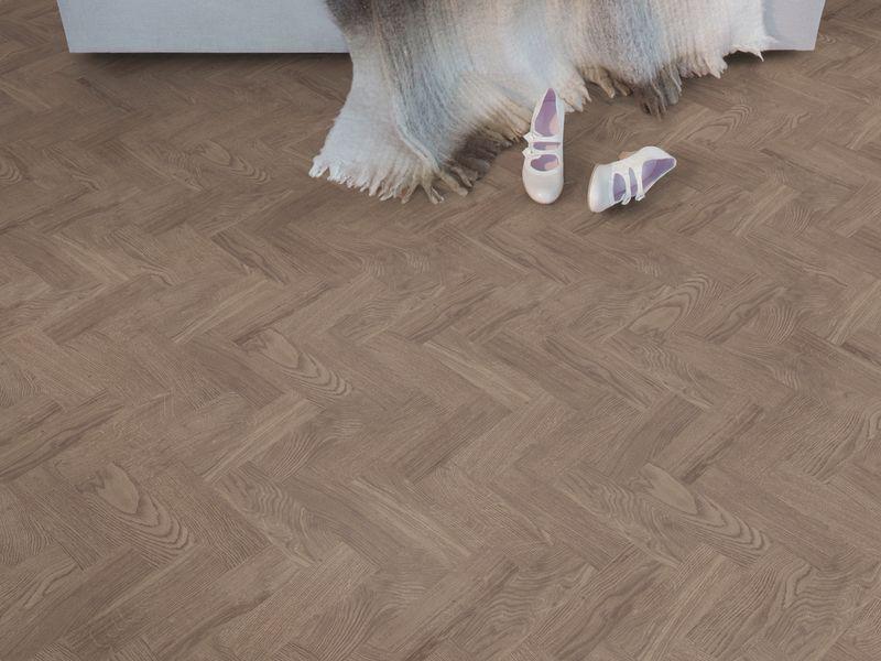 Goedkope Vinyl Restanten : Pvc vloer click vinyl goedkoop vloeren verlijmd visgraat mflor
