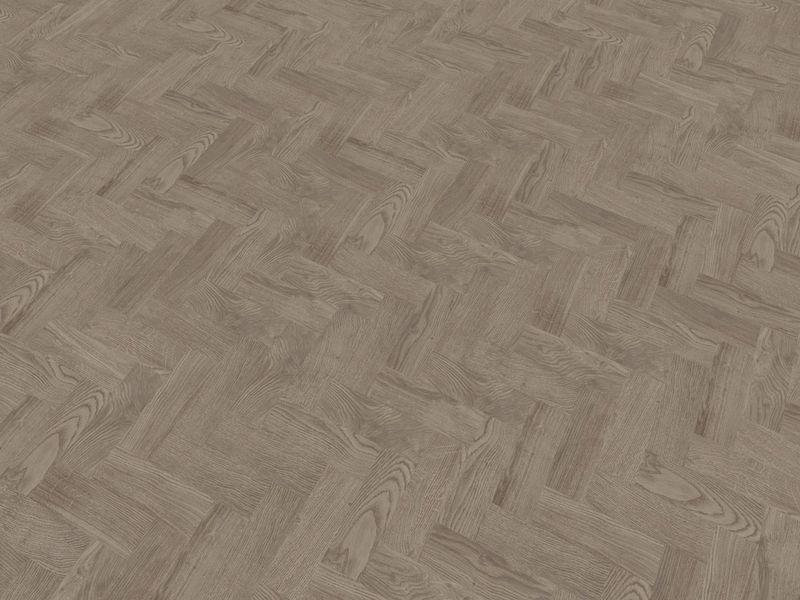Mflor pvc vloeren eiken parva parquet plus wit grijs bruin eiken