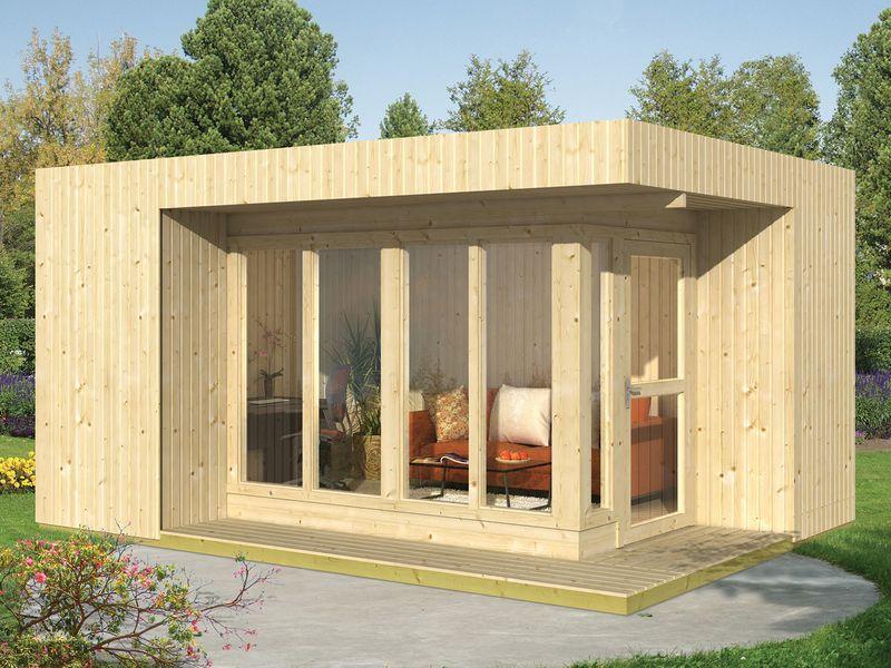 Tuinhuizen Te Koop : Prefab houten blokhut bouwpakket tuinhuisjes kopen