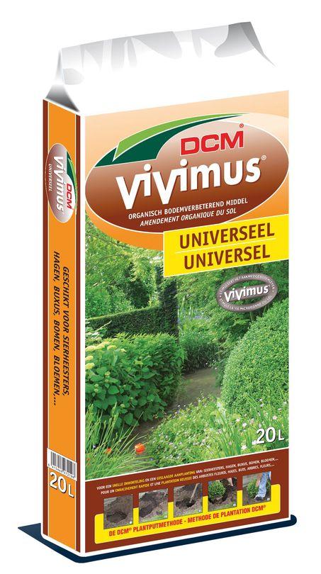 DCM universeel 20 liter zak handig voor de tuin