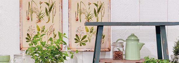 Wanddecoratie & -planken