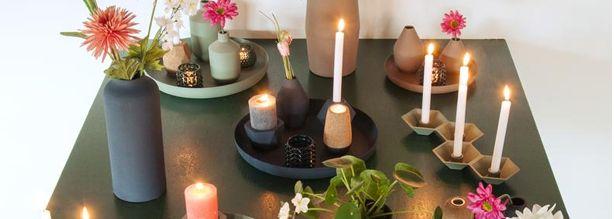 Kerzenhalter & Kerzenständer
