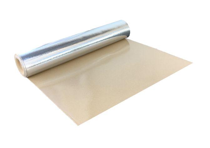 Acoustimax ondervloer pu rubber parket laminaat vloerverwarm