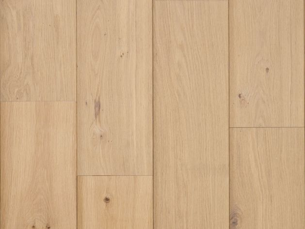 Eiken houten lamel parket vloer onbehandeld hout bis
