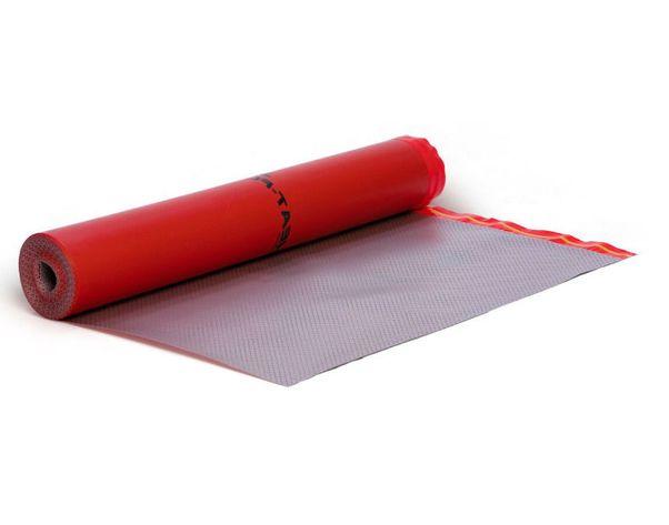 Ondervloer pvc vloerverwarming geluidsisolatie tuv zwevend lvt