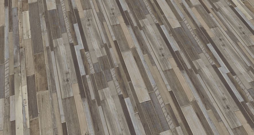 Mflor pvc vloer selsdon wood marrone variatie sloophout