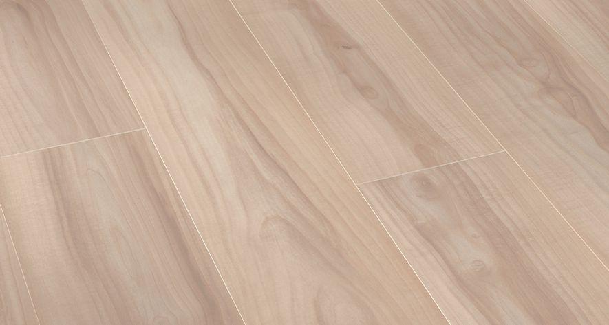 Pure solid neutraal kleurig pvc laminaat in houtlook handyfloor