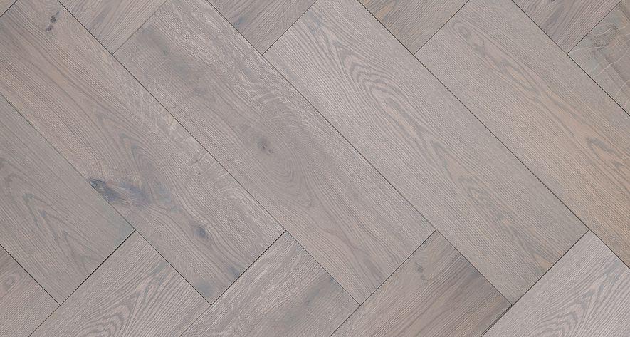 Eikenhouten Visgraat Vloer : Duoplank grijze visgraat vloer eiken grijs geolied vloer 12 cm