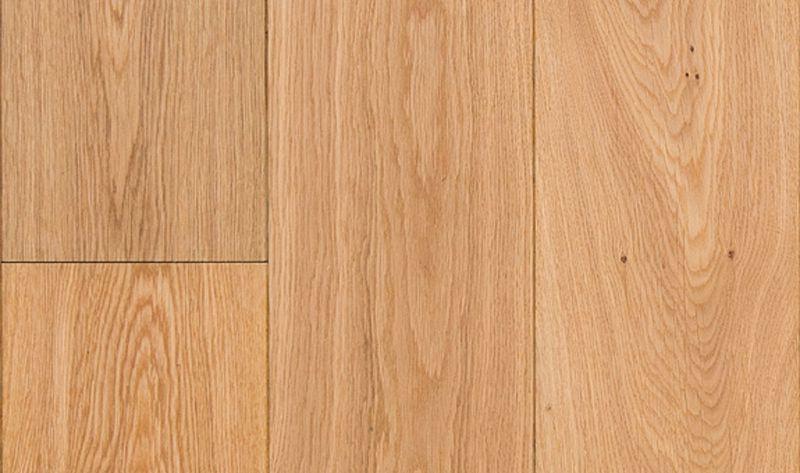 Rustiek abc eiken houten lamel parket vloer neutraal geolied