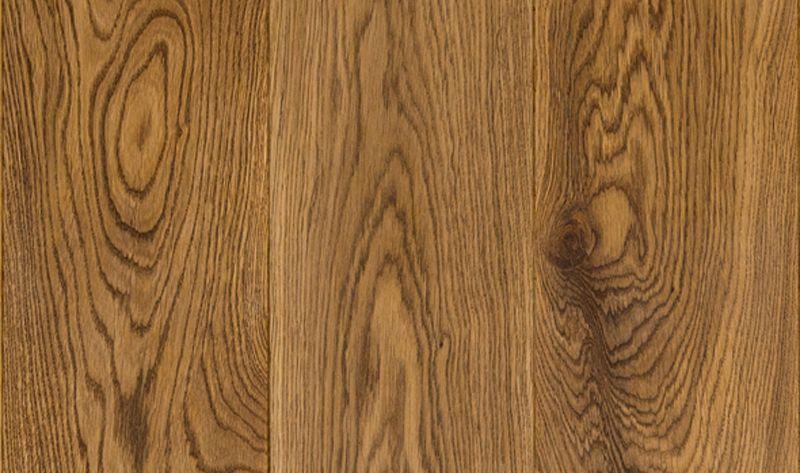 Eiken houten parket vloer zwaar gerookt geolied lamelparket