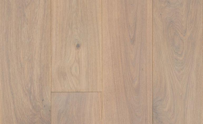 Eiken lamelparket gerookt wit geolied houten vloer duoplank