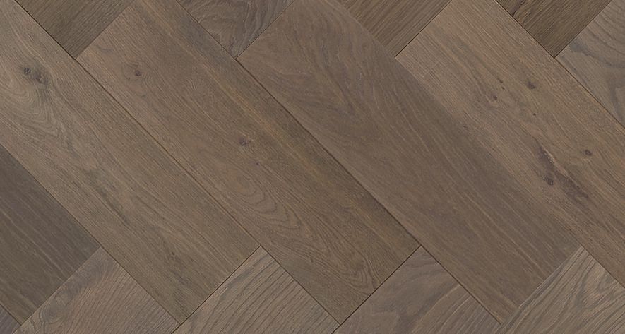 Visgraat Vloer Grijs : Duoplank grijze visgraat vloer eiken gerookt grijs geolied 12