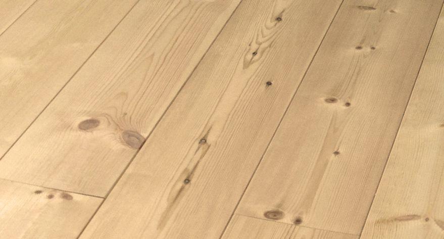 Houten Vloer Vuren : Massief grenen vloer geschaafd aanbieding goedkoop vuren