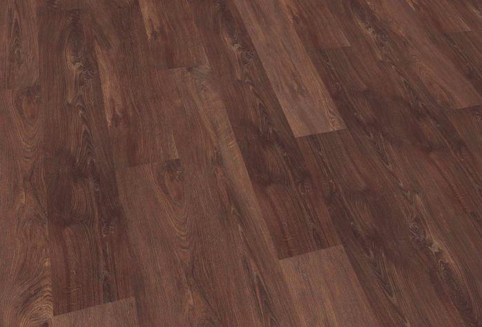 Mflor pvc vloer authentic oak scarlet oak donker bruin eiken