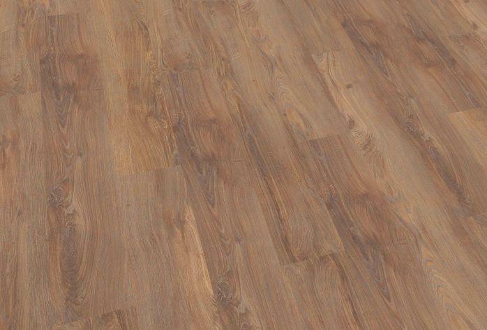 Mflor pvc vloer authentic oak water oak onbehandeld bruin eiken