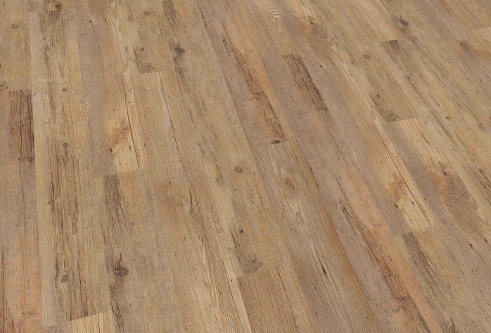 Mflor pvc vloer authentic plank mocha rustiek bruin eiken kopen