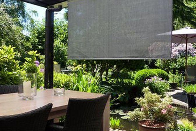 Coolfit Rolgordijn Voor Buiten/ terras Nesling 98x240 cm