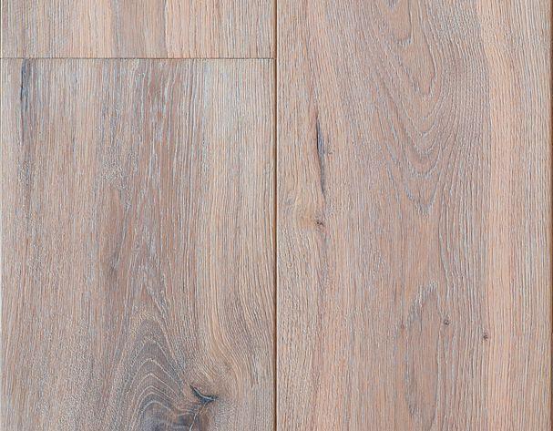 Landhuis parket vloer eiken geborsteld wit geolied cm hout