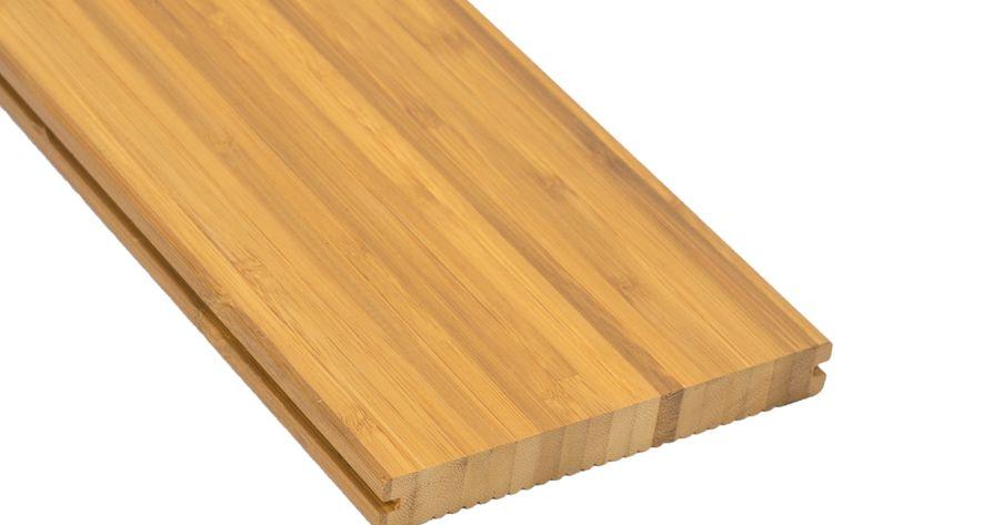 Vlonderplank bamboe cm voor clips