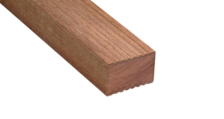 Hardhout Balk 45 X 7 Cm Hardhouten Liggers 45x70 Mm Regels