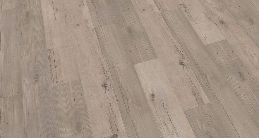 Mflor pvc vloer authentic plank ferne rustiek donker eiken