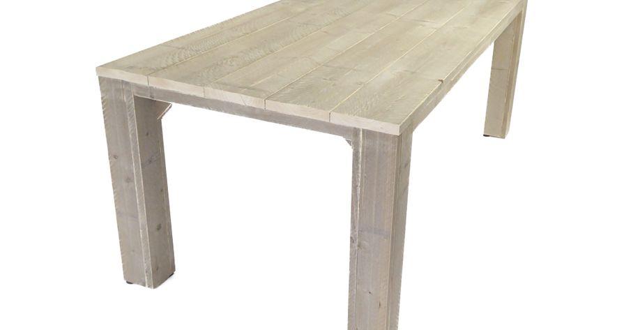 Steigerhouten tuintafel tafel berlicum