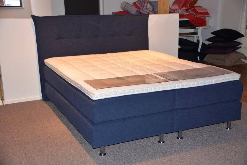 Boxspring Royal Night LOFT luxe topper