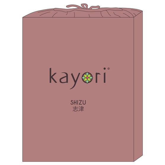 Kayori Shizu Hoeslaken Perkal