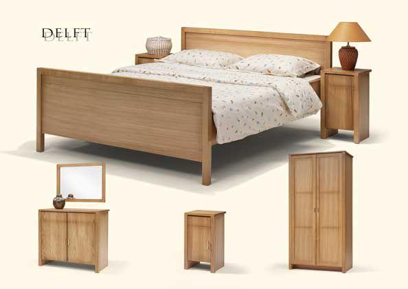 Delft slaapkamer