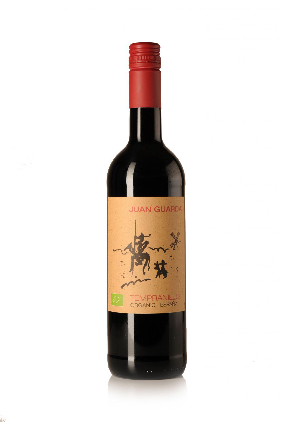 Mand by origin met wijn