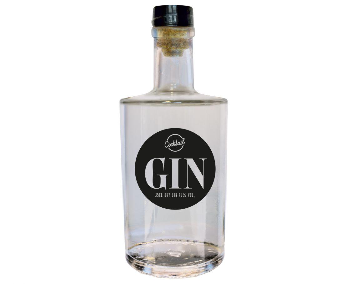 Kerstpakket Genieten van Gin