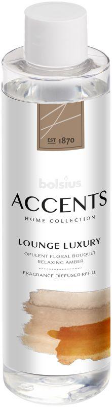 Bolsius Navulling Accents Lounge Luxury 200 ml