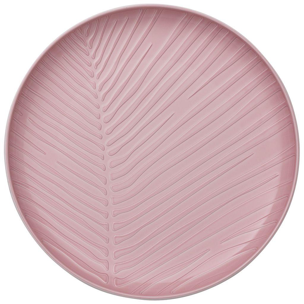 Villeroy & Boch It's my Match bord ø 24cm - Powder Leaf