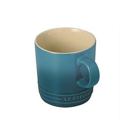 Le Creuset espresso kopje deep teal 7 cl